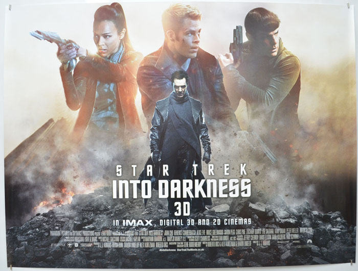 Star Trek Into Darkness (2013, dir. JJAbrams)