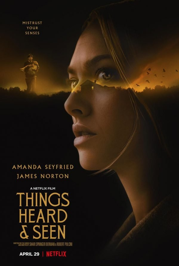 Things Heard & Seen (2021, dir. Shari Springer Berman & Robert Pulcini)