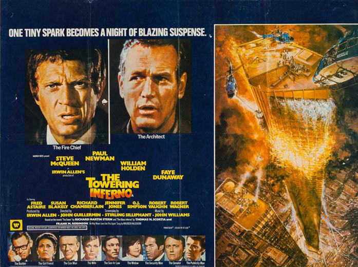 The Towering Inferno (1974, dir. JohnGuillermin)