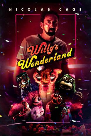 Willy's Wonderland (2021, dir. KevinLewis)