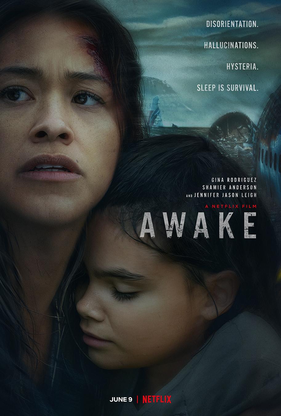 Awake (2021, dir. MarkRaso)