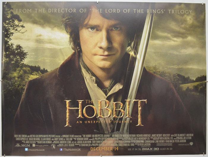 The Hobbit: An Unexpected Journey (2012, dir. PeterJackson)