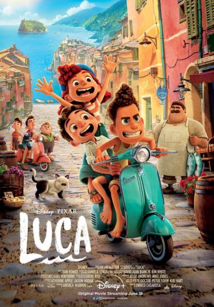 Luca (2021, dir. EnricoCasarosa)