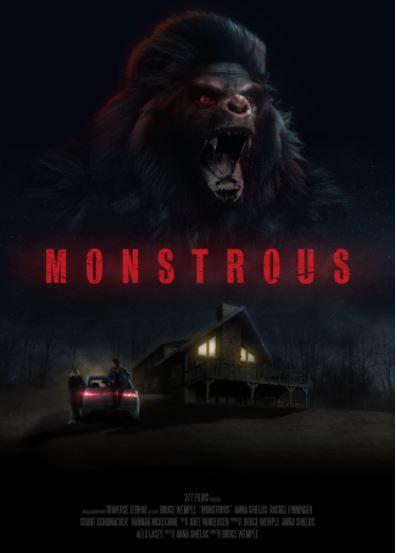 Monstrous (2020, dir. BruceWemple)