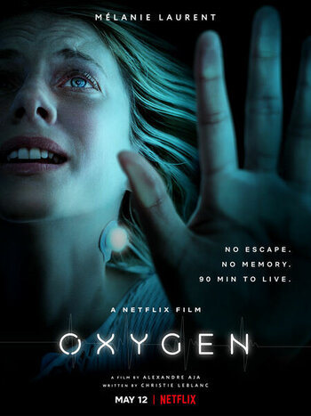 Oxygen [AKA Oxygène / O2] (2021, dir. AlexandreAja)