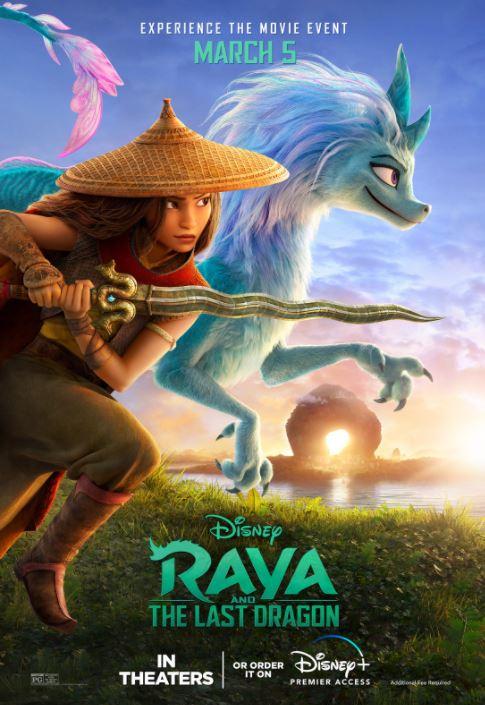 Raya and the Last Dragon (2021, dir. Don Hall & Carlos López Estrada, with Paul Briggs and JohnRipa)