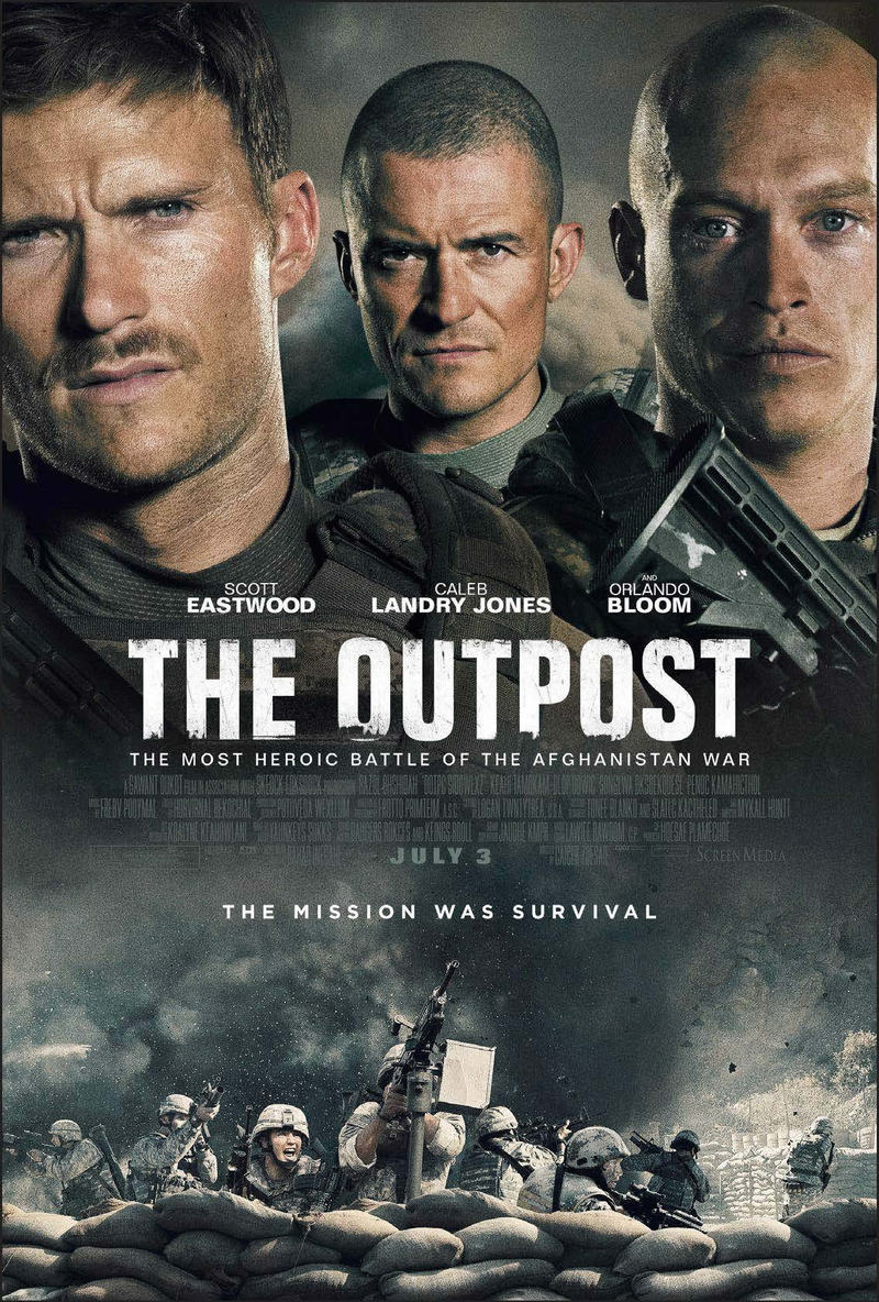 The Outpost (2020, dir. RodLurie)