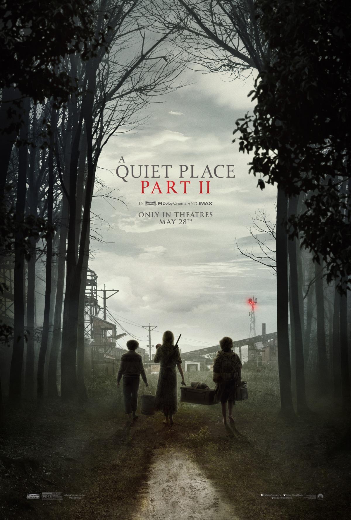 A Quiet Place Part II (2020, Dir. JohnKrasinski)
