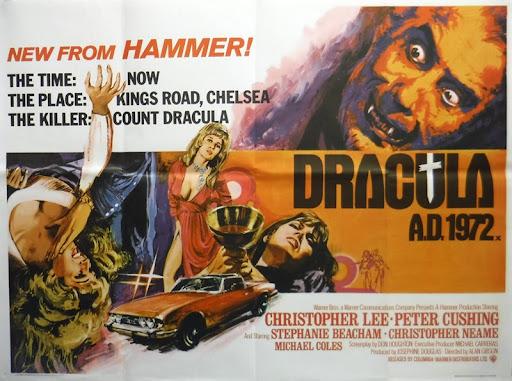 Dracula A.D. 1972 (1972, dir. AlanGibson)