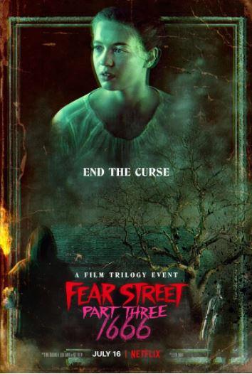 Fear Street: 1666 [AKA Fear Street Part Three: 1666] (2021, dir. LeighJaniak)