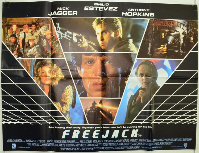 Freejack (1992, dir. GeoffMurphy)