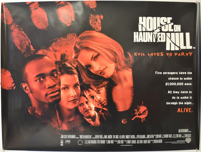 House on Haunted Hill (1999, dir. WilliamMalone)