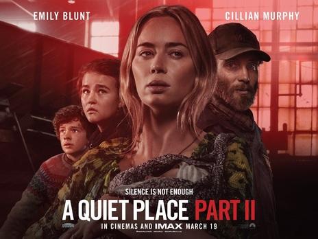 A Quiet Place, Part II (2020, dir. JohnKrasinski)