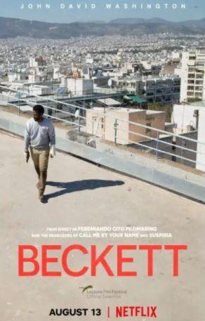Beckett (2021, dir. Ferdinando CitoFilomarino)