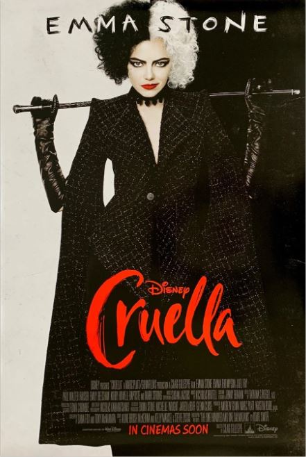 Cruella (2021, dir. CraigGillespie)