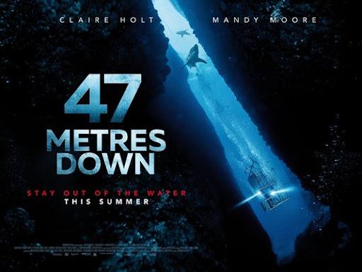 47 Metres Down [AKA 47 Meters Down; Johannes Roberts' 47 Metres/Meters Down; In The Deep] (2017, dir. JohannesRoberts)