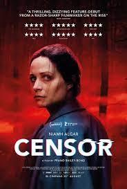 Censor (2021, dir. PranoBailey-Bond)