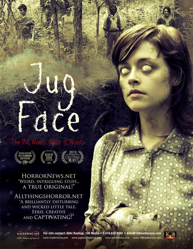 Jug Face [AKA The Pit] (2013, dir. Chad CrawfordKinkle)