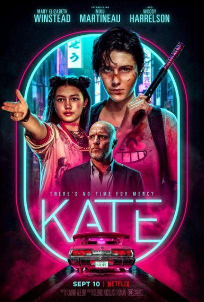 Kate (2021, dir. CedricNicolas-Troyan)