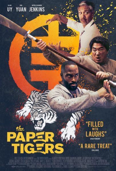 The Paper Tigers (2020, dir. Tran QuocBao)