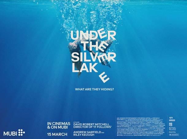 Under the Silver Lake (2018, dir. David RobertMitchell)