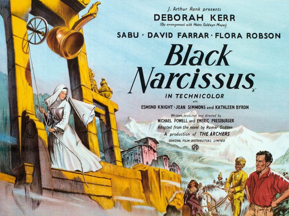 Black Narcissus (1947, dir. Michael Powell & EmericPressburger)