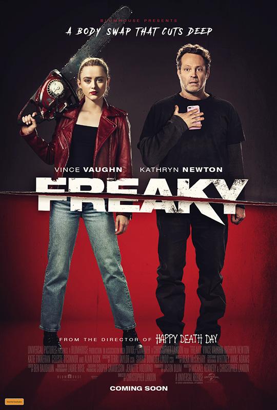 Freaky (2020, dir. ChristopherLandon)
