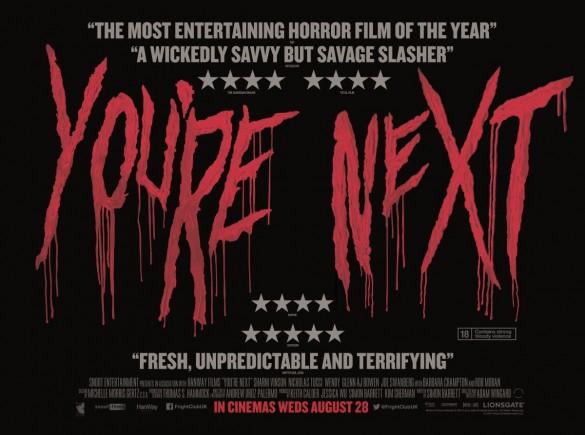 You're Next (2011, dir. AdamWingard)